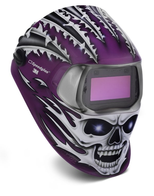 Lashelm 100 graphics Raging Skull, 4/8-12