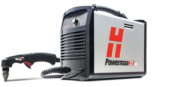 Plasma snijmachine Powermax 30 air met compressor, tot 10 mm snijden